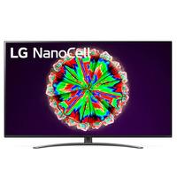 """LG NanoCell 55"""", 3840 x 2160, HDR, H, 20 W, webOS , CI+1.4, HbbTV, 100 - 240 V, 50 - 60 Hz, DVB-T2/T Led-tv - Zwart"""