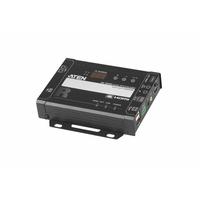 Aten 4K HDMI over IP-ontvanger AV extenders - Zwart