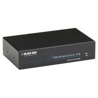 Black Box MediaCento VX Rallonges AV - Noir