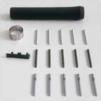 Wacom Intuos FUZ-A119 - Aluminium, Noir, Gris, Blanc