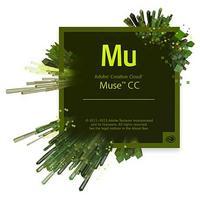 Adobe Muse CC Software licentie