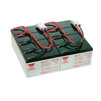 2-Power (RBC12) UPS batterij - Groen, Grijs