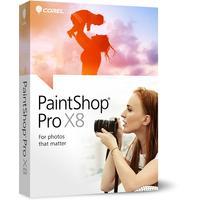 Corel PaintShop Pro X8, CORP, UPG, 51-250U Licence de logiciel
