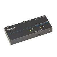 Black Box 4K HDMI - 2 x 2 Videoschakelaar - Zwart