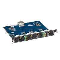 Black Box Cartes d'entrée et de sortie pour commutateur matriciel vidéo modulaire Adaptateur Interface