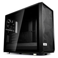 Fractal Design Meshify S2 Black – Dark TG Boîtier d'ordinateur - Noir