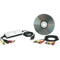 Manhattan Capturez, modifiez et convertissez des données audio et vidéo en un instant Cartes d'acquisition .....