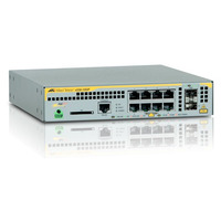 Allied Telesis AT-x230-10GP-50 Switch - Gris