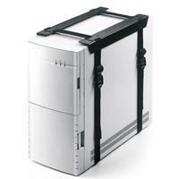 Newstar PC bureausteun Cpu steun - Zwart