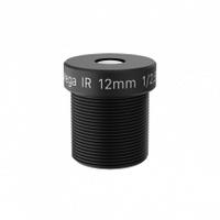 Axis M12, 12 mm, 4 pcs. Lentille de caméra - Noir