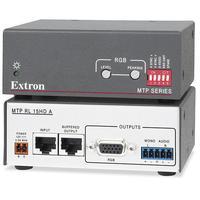 Extron MTP RL 15HD A Récepteur AV - Noir