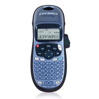 DYMO LetraTag LT-100H + Tape - ABC Labelprinter - Zwart, Blauw