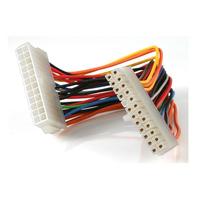 StarTech.com Câble d'extension d'alimentation ATX 2.01 à 24 broches de 20 cm - M/F