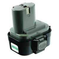2-Power PTH0098A- NiMH, 9.6V, 3000mAh, 557g, black/green - Noir, Vert