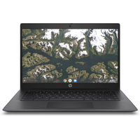 HP Chromebook 14 G6 Laptop - Zwart