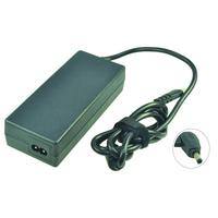 2-Power Notebook AC adapter 120W Netvoeding & inverter - Zwart