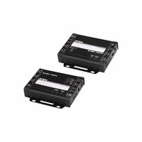 Aten HDMI HDBaseT Verlenger with Dual Output (4K@100m) (HDBaseT Class A) AV extenders - Zwart