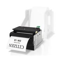 Citizen DW-14 POS/mobiele printer - Zwart