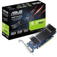 ASUS GT710-SL-2GD5 Videokaart - Blauw, Grijs