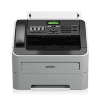 Brother Laser, 16 MB, LCD, 33600 bps, 300 x 600 dpi, 9 kg Faxmachine - Zwart, Wit