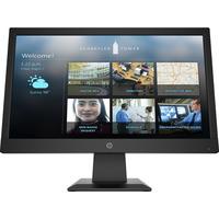HP P19b G4 Monitor - Zwart