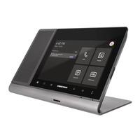 Crestron CAT5e, RJ45, LAN, MS Teams, Wi-Fi, Bluetooth 5, USB 3.0 - Zwart