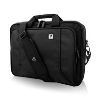 "V7 16"" Professional Front Loading Laptop Case Laptoptas"