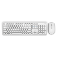DELL KM636 - AZERTY Toetsenbord - Wit