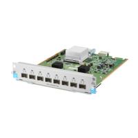 Hewlett Packard Enterprise 8-port 1G/10GbE SFP+ MACsec v3 zl2 Module Netwerkswitch module