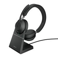 Jabra Evolve2 65, UC Stereo Headset - Zwart
