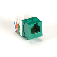 Black Box USOC, RJ-11, Green, 1 pcs - Groen