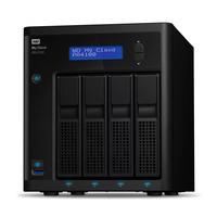 Western Digital My Cloud Pro PR4100 - Zwart