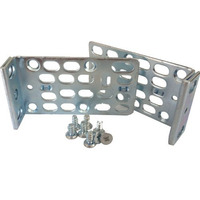 Cisco 1 RU recessed rack-mount kit for Catalyst 2960-X Series Accessoire de racks - Métallique