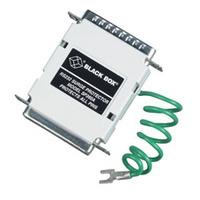 Black Box Protection pour RS232 Protecteur tension - Blanc