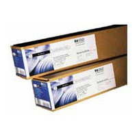 HP Adhesive Vinyl, 328 gr/m², 1372 mm x 12,2 m Transparante film