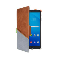 Gecko Limited Samsung Galaxy Tab A 10.1 Book Case Bruin