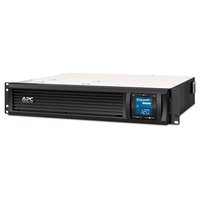 APC 1.5 kVA, 900W, 170-300V, 50/60Hz, 459J, 432x477x86mm, 28.64kg, Black Onduleur - Noir