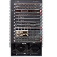Cisco WS-C6513-E= Netwerkchassis