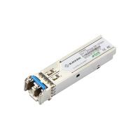 Black Box SFP, 1.25-Gb, 1310-nm Single-Mode Fiber, 20-km, LC Netwerk transceiver modules - Metallic