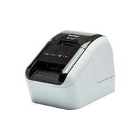 Brother 2-Kleuren met USB voor pc en Mac. Geschikt voor labelrollen met twee kleuren (zwart/rood) Labelprinter - .....