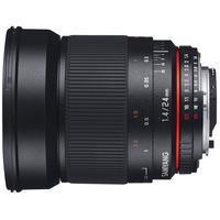 Samyang 24mm F1.4 ED AS IF UMC Cameralens - Zwart
