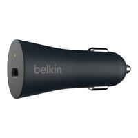 Belkin 27W, USB-C, 1.2m, 28x67.2x28mm, Black Chargeur - Noir