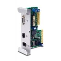 APC Symmetra LX Communications Adaptateur Interface