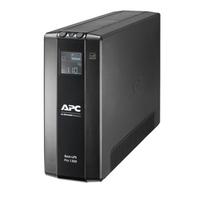 APC Back-PRO BR1300MI - Noodstroomvoeding, 8x C13 uitgang, USB, 1300VA UPS - Zwart