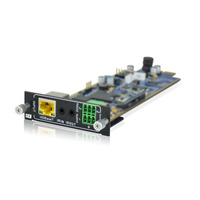 Vivolink Seamless 4K HDBaseT & Analog Input Card Carte son - Noir - Boîte Ouverte