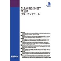 Epson Feuille de nettoyage Nettoyage de l'imprimante