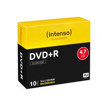 Intenso DVD+R 4.7 GB 16x DVD vierge
