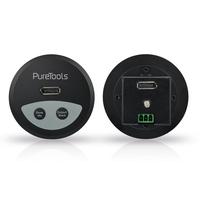 PureTools - DisplayPort Interface plate, f / PT-PSW21 and PT-PSW41H, 1x DisplayPort In, 1x DisplayPort & 1x .....