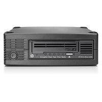 Hewlett Packard Enterprise StoreEver LTO-6 Ultrium 6250 External Tape drive - Zwart