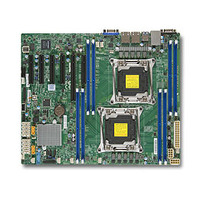 Supermicro X10DRL-i Server/workstation moederbord